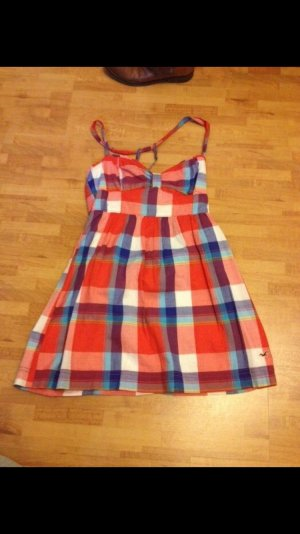 Hollister Bustier Dress multicolored
