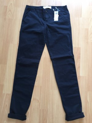 Hollister by Abercrombie and Fitch, Hose Chino dunkelblau NEU