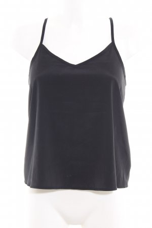 Hollister Camisola negro look casual
