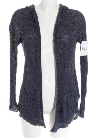 Hollister Cardigan dunkelblau Casual-Look
