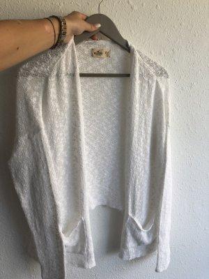 Hollister cardigan in weiß