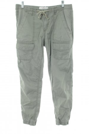 Hollister Cargo Pants green casual look