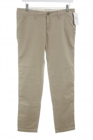 Hollister Pantalone chino beige stile casual