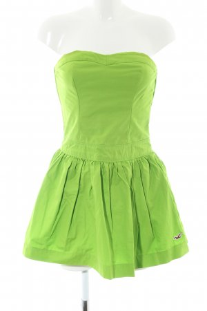 Hollister Corsage Top green extravagant style