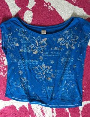 Hollister Crop Shirt Gr. L
