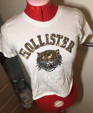 Hollister Camicia cropped multicolore