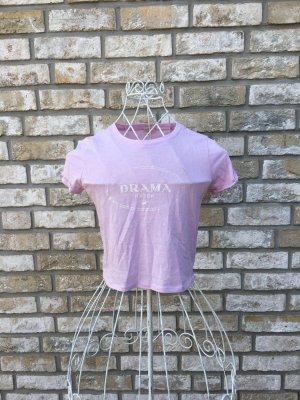 Hollister cropped shirt