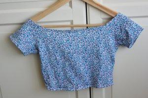 Hollister Cropped shirt veelkleurig