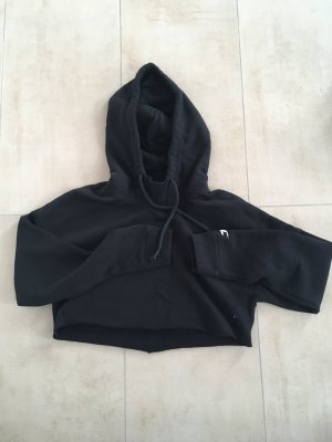 Hollister Capuchon sweater zwart