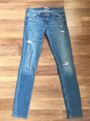 Hollister Destroyed Jeans Größe 27/33