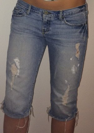 Hollister destroyed Jeans low waist