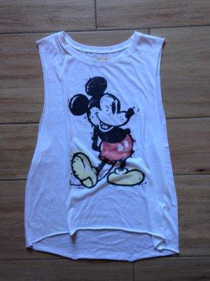 Hollister Disney Micky Maus Top Größe M