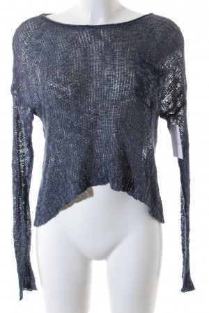 Hollister Fine Knitted Cardigan slate-gray casual look