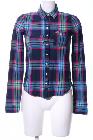 Hollister Flannel Shirt allover print casual look