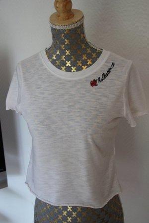 Hollister  Graphic Tee T-Shirt weiß Gr. XS