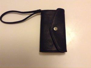 Hollister Étui pour téléphone portable noir polyuréthane