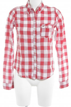 Hollister Hemd-Bluse Karomuster Casual-Look