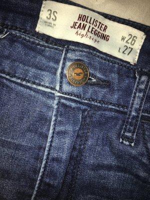 Hollister high rise Jeans high waist damen 26/27
