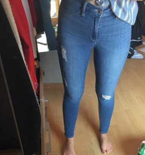 Hollister High Rise Jeans Leggings