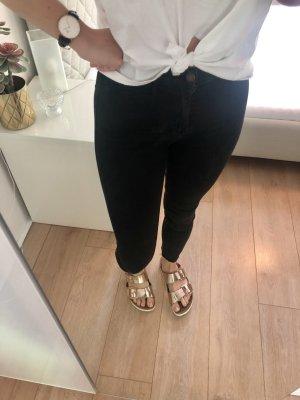 Hollister 7/8 Length Jeans black