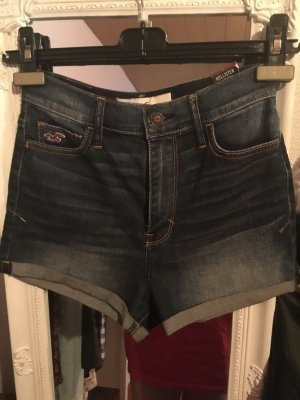Hollister High Rise Jeans Shorts
