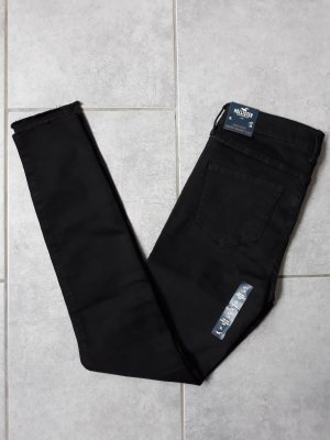Hollister High Waist Jeans black