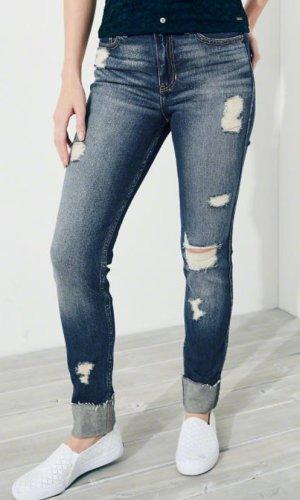 Hollister High Super Skinny Jeans Gr. 36 NEU