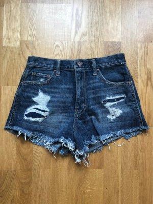 Hollister High-Waist Jeansshorts Größe 0 (34)