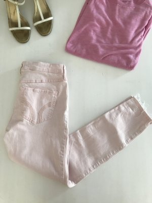 Hollister high waist Sommer Jeans cropped Stretch high rise 27