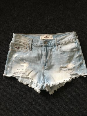 Hollister high waste hotpants