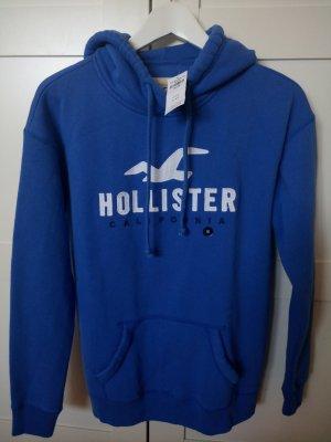 Hollister Hoddie mit Logografik und Batiklook Gr. M 38 -40 NEU