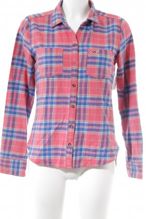 Hollister Lumberjack Shirt check pattern casual look