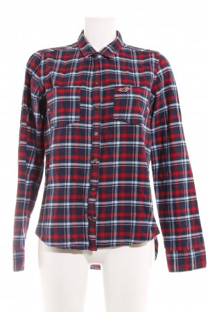 Hollister Lumberjack Shirt check pattern country style