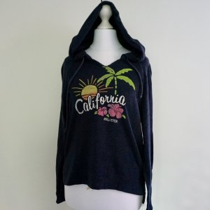 Hollister Hooded Shirt multicolored