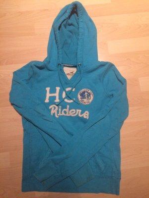 Hollister Hoodie Gr. M Blau