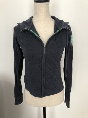 Hollister Hooded Sweatshirt blue