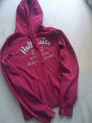 Hollister Hoodie in pink
