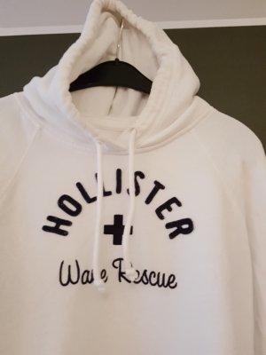 Hollister Hoodie Weiß Gr. L