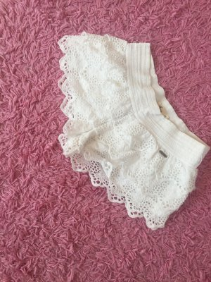 Hollister Hot pants bianco
