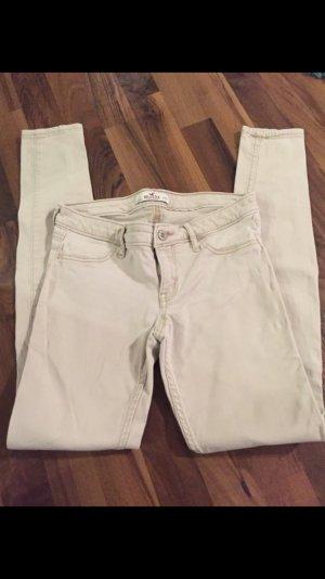 Hollister Hose beige zu verkaufen