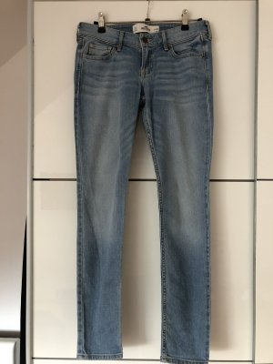 Hollister Boyfriendbroek korenblauw-azuur