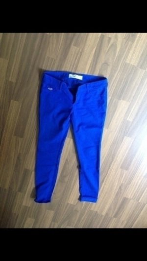 Hollister Drainpipe Trousers blue