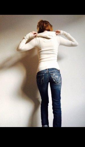 Hollister Drainpipe Trousers multicolored