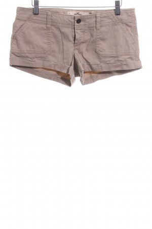 Hollister Hot Pants natural white casual look