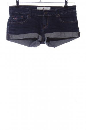 Hollister Hot pants blu stile casual