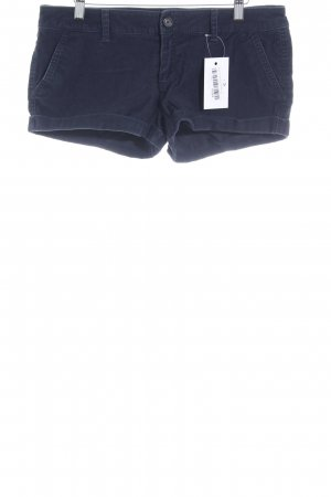 Hollister Hot Pants dunkelblau Beach-Look