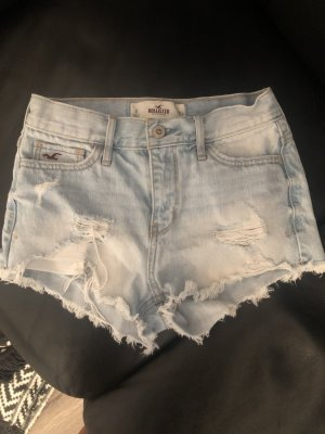 Hollister Hot pants azzurro