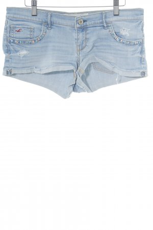 Hollister Hot Pants mehrfarbig Beach-Look
