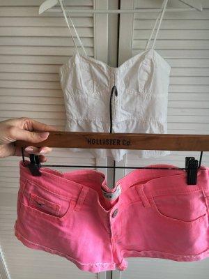 Hollister Hot Pants + Oberteil
