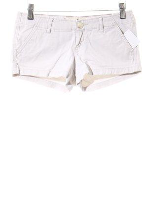 Hollister Hot Pants weiß Beach-Look